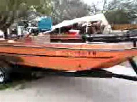 1976 ranger bass boat specs 1975 monark boat youtube