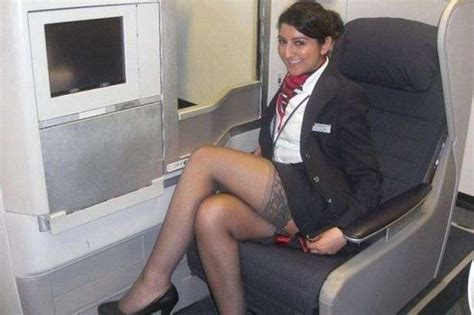 airline stewardess flashing s e x y air hostess makes 1 million selling s e x b00bs