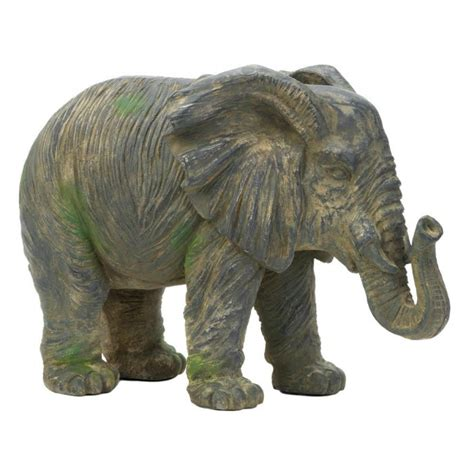 wholesale weathered elephant statue figurines