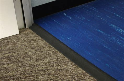 Best Way To Cut Rubber Flooring by Rubber Floor Rs Easy Install Floor Transitions