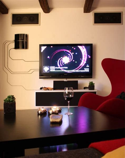 Home Theater Design Ideas Diy 20 simple and ingenious diy projects that will hide your