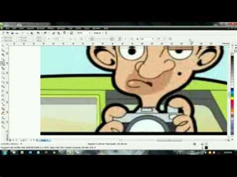 tutorial karikatur dengan corel draw pdf tutorial memisahkan gambar dengan backgroung with corel