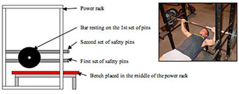 bench press safety pins lock off training in sport climbing iv a review of