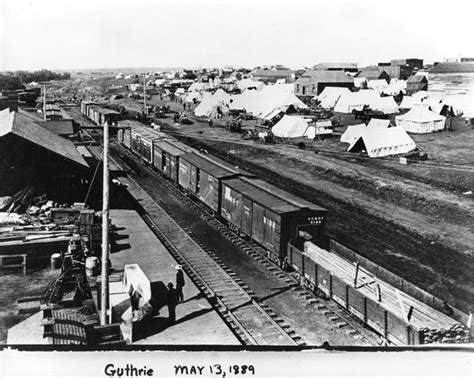 bed and breakfast guthrie ok guthrie oklahoma depot may 13th 1889 oklahoma pinterest oklahoma and trains