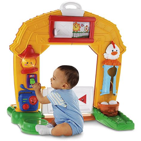 fisher price laugh learn learning farm ebay