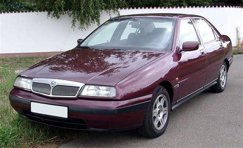 Lancia Sedan Lancia Kappa Sedan