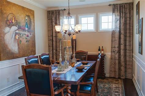 model homes decorated decorated model homes dining rooms pinterest