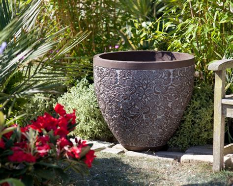 planters inspiring large plant pot large flower pots and