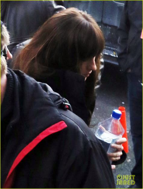 dakota johnson filming fifty shades darker 12 gotceleb dakota johnson begins filming fifty shades darker