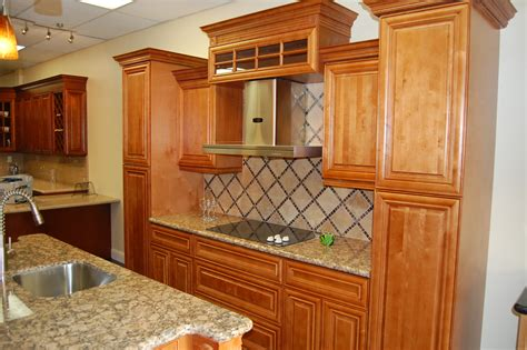 gallery kitchen cabinets and granite countertops