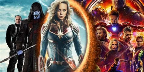 film marvel adalah mcu theory captain marvel is in an alternate timeline