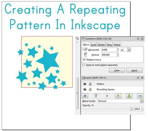 inkscape tutorial pattern 12 best images about crafts inkscape on pinterest