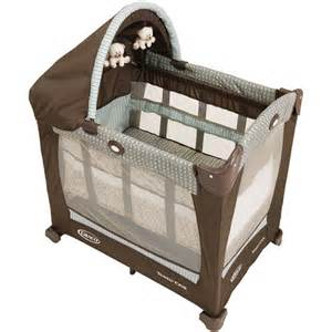 graco travel lite portable crib notting hill walmart