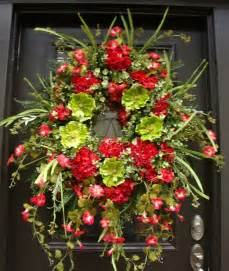 items similar to extra large wreath spring wreath front