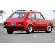 Empres&225rio Resgata Fiat 147 Rallye  Jornal Do Carro Estad&227o