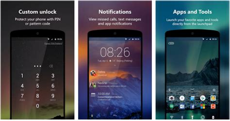 android pattern lock notifications 7 cool best android lockscreen apps 2017 android crush