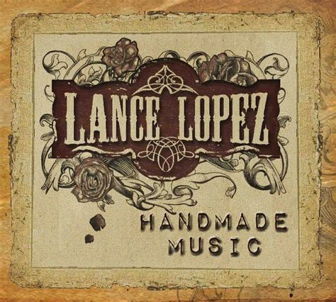 Handmade Songs - lance handmade review blues rock review