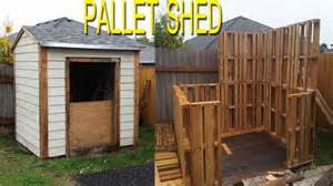 building a storage shed with pallets bead storage drawers