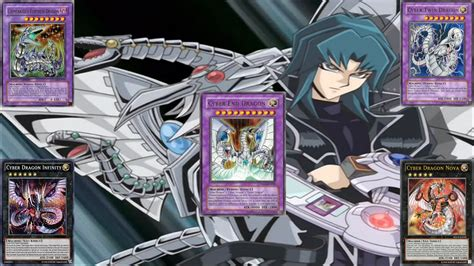 Yu Gi Oh! Devpro Deck   Cyber Dragon Deck July 2015   YouTube