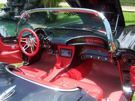 car repair manuals download 1961 chevrolet corvette interior lighting 1961 chevrolet corvette custom convertible 160972
