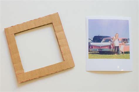kreative vorschlaege wie sie bilderrahmen selber bauen