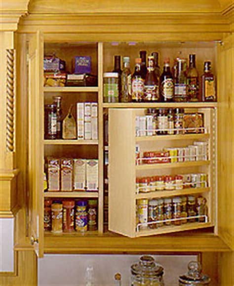 swing out spice rack маленькая кухня каждый сантиметр с пользой