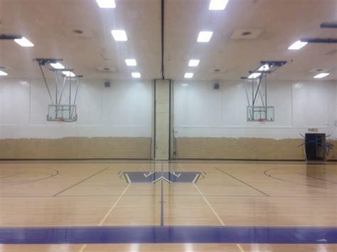 Westfield Boosters Lead Westfield High School Gym
