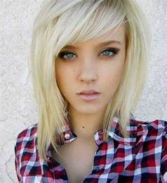 best hairstyles with side swept bangs hairstyles