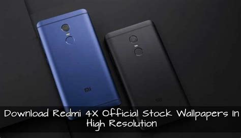 themes redmi 4x download xiaomi redmi 4x stock wallpapers in high resolution