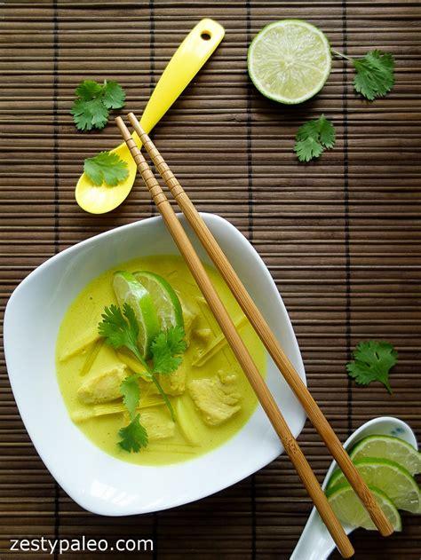 Http Autoimmune Paleo Zesty Detox Salad by Spicy Lemongrass Chicken Curry Dairy Free Aip Zesty Paleo