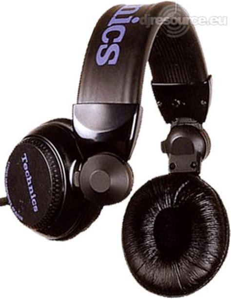 Headphone Technics Rp Dj1200 171 djresource 187 gearbase headphones technics rp dj1200