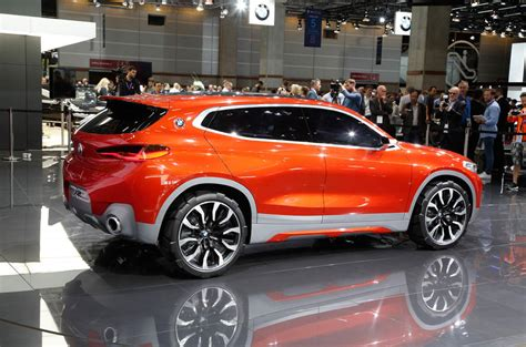 Home Interior Colours by 2018 Bmw X2 Previewed With Paris Motor Show Concept Autocar