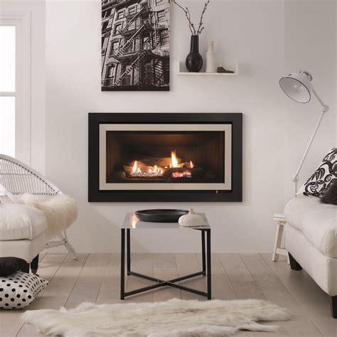 Link Log Fireplace by Rinnai Symmetry Gas Log Green Magazinegreen Magazine