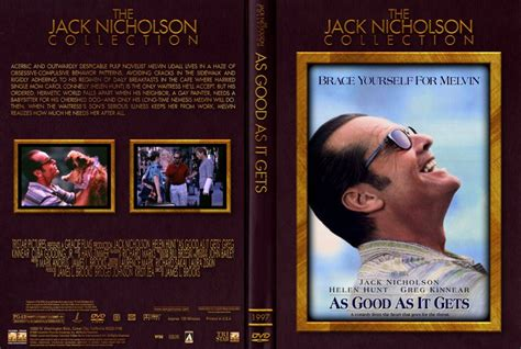 as as it gets as as it gets the nicholson collection dvd custom covers 1997