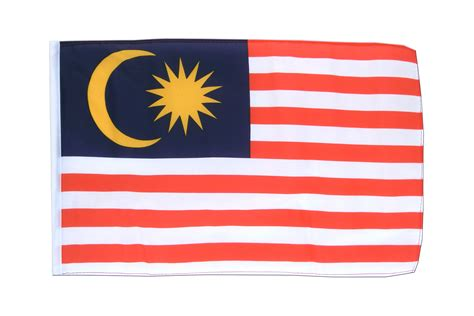 flags of the world malaysia small malaysia flag 12x18 quot royal flags
