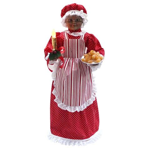 shop holiday living musical animatronic freestanding mrs