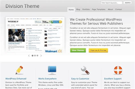 theme junkie flatline division wordpress theme theme junkie