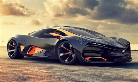 new lada supercar images