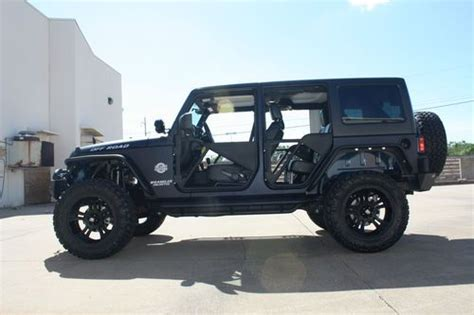 No Door Jeep Buy Used 2013 Jeep Wrangler Jk Unlimited Sport 4 Door 3 6l