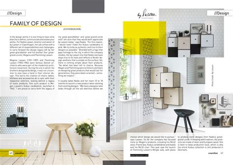 design magazine kin editorial preview from issue 07 countlan magazine