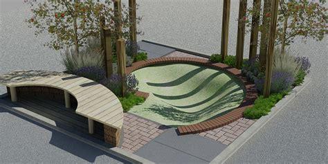 Kleine Tuinen Voorbeelden by Kleine Achtertuinen Bladgoud Artistiek Ontwerp Voor De