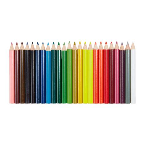 colored pencils 24ct mini colored pencils