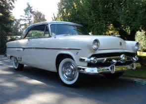 1954 ford crestline hardtop 61408