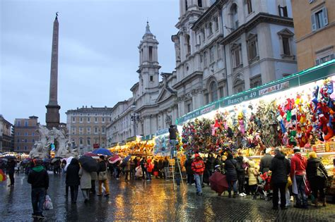 befana piazza navona 2018 rome at christmas what to do in rome for the holidays in