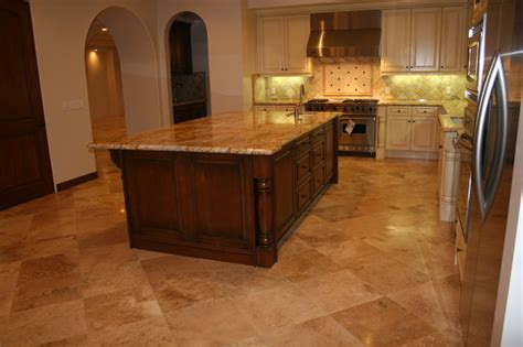 tuscany gold travertine series rustic wall and floor