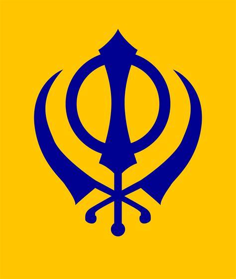 blue khanda wallpaper image gallery sikh khanda