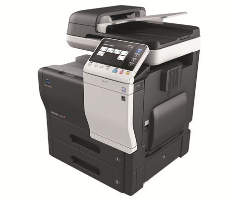 Cabinet For Printer by Konica Minolta Bizhub C3350 Copiers Direct