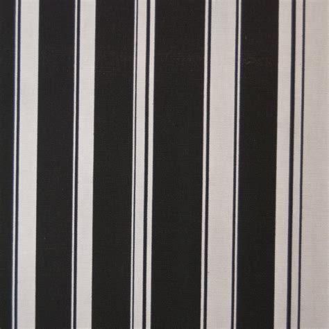 striped home decor fabric or128 black and white nautical stripe by the yard drapery