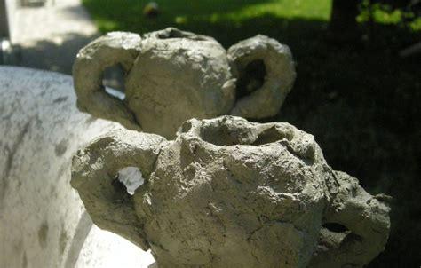 vasi di argilla i vasi modellati d argilla