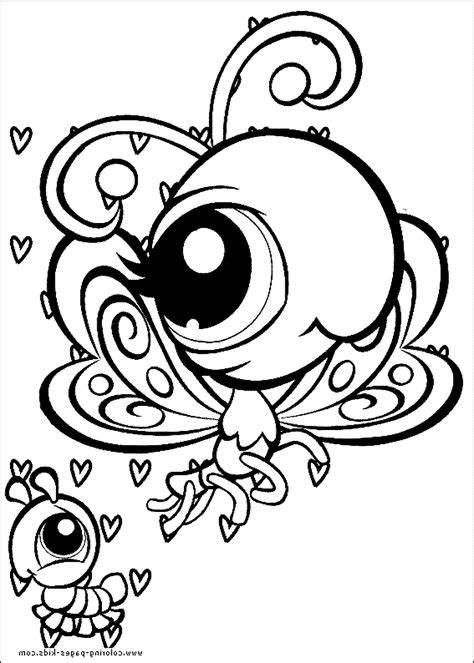 coloring pages for littlest pet shop littlest pet shops coloring page for my